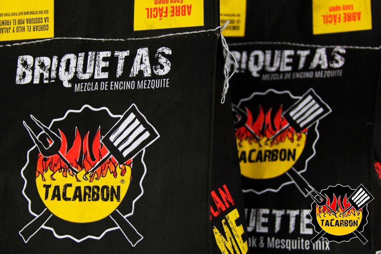 Distribuidor de Briquetas de Carbón